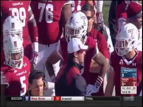College Football 2015-Memphis Vs. Temple