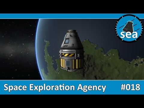 Space Exploration Agency - #018 - There is no heat shield