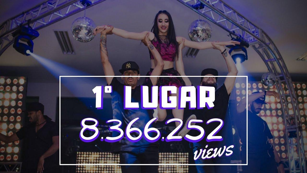 #TOP10 | 10 vídeos de DEBUTANTE com mais de 1 MILHÃO de Views em ordem crescente | RCA DANCE
