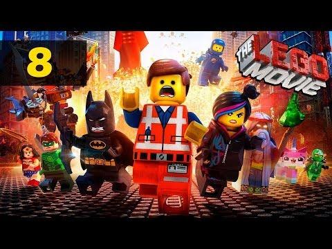 Прохождение The LEGO Movie Videogame #8 - Глубины