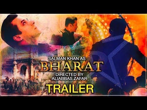 Bharat Movie Official Trailer | Details...