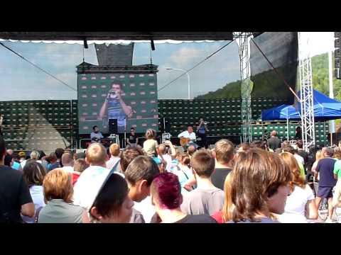 Marián Čekovský a Band - jam sklíčka @ DOD pivovar Šariš 2011