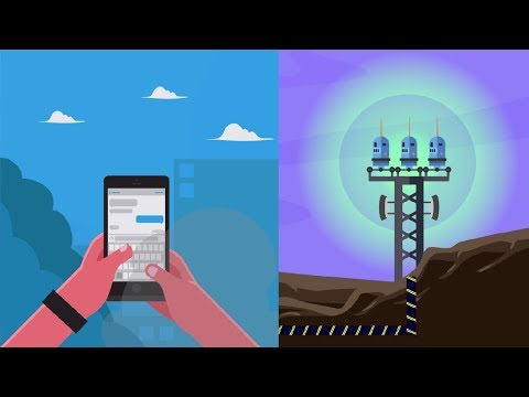 How wireless communication works