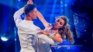 Abbey Clancy & Aljaz Waltz to 'Kissing You' - Strictly Come Dancing: 2013 - BBC One