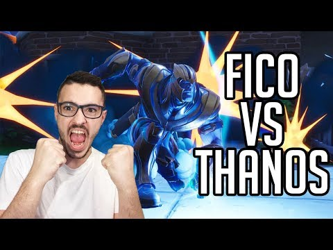 FORTNITE :: EP. 50 :: FICO vs THANOS! - Fortnite Balkan (PC)