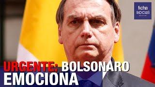 URGENTE: PRESIDENTE JAIR BOLSONARO FAZ DISCURSO EMOCIONANTE AO LADO DE MILITARES