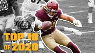 Top 10 Hits Of 2020 | Washington Football Team | NFL Highlights