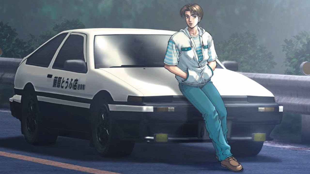 related pictures initial d - photo #40