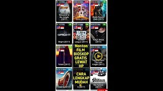 Video Nonton FILM BIOSKOP GRATIS|TUTORIAL SIMPLE download MP3, 3GP, MP4, WEBM, AVI, FLV Mei 2018