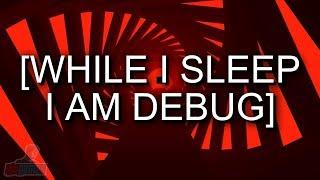 While I Sleep I Am Debug   Indie Game Walkthrough   PC Gameplay   Let's Play Playthrough
