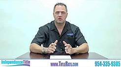 How to Read a Title Commitment on Florida Real Estate Closings with Independence Title
