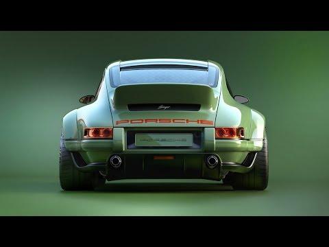 Singer And Williams Reveal Their Breathtaking 500HP Porsche 911 / House Bear