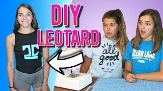 DIY LEOTARD CHALLENGE!