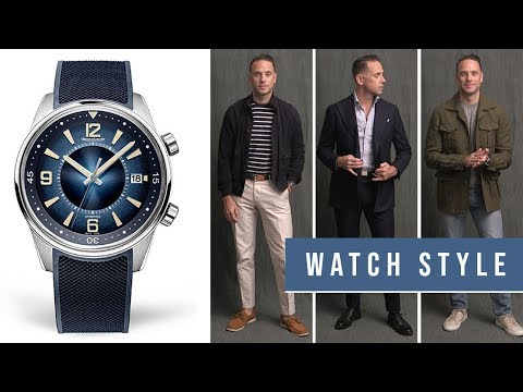 Jaeger-LeCoultre Polaris Date Limited Edition | Watches With Outfits
