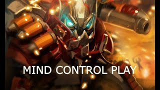 Clockwerk Mind Control Play - Liquid vs Monkey Major Dota2