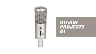 Studio Projects B1