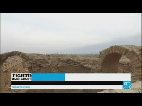 Iraq: ancient city of Nimrud reduced to ruins by Islamic State group