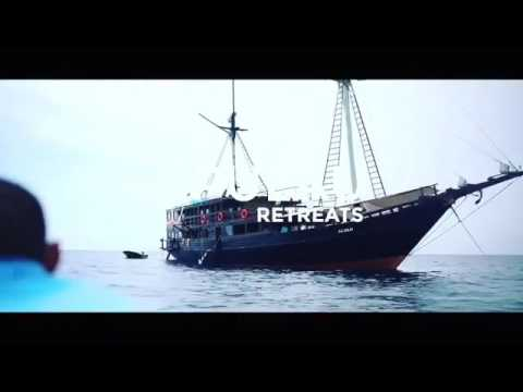 Pulau Retreats Skurfing Bradley Werner Health Retreat Bali