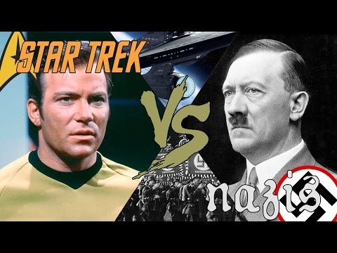 Star Trek vs The Nazis