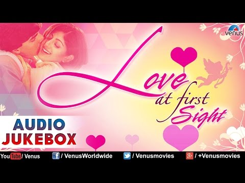 Love At First Sight ♥ Evergreen Romantic Songs ~ Audio Jukebox