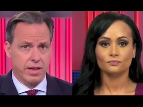 Jake Tapper Is SO OVER Katrina Pierson: 'That Has Never Happened In the History of the World'