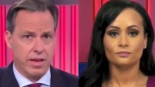 Jake Tapper Is SO OVER Katrina Pierson: