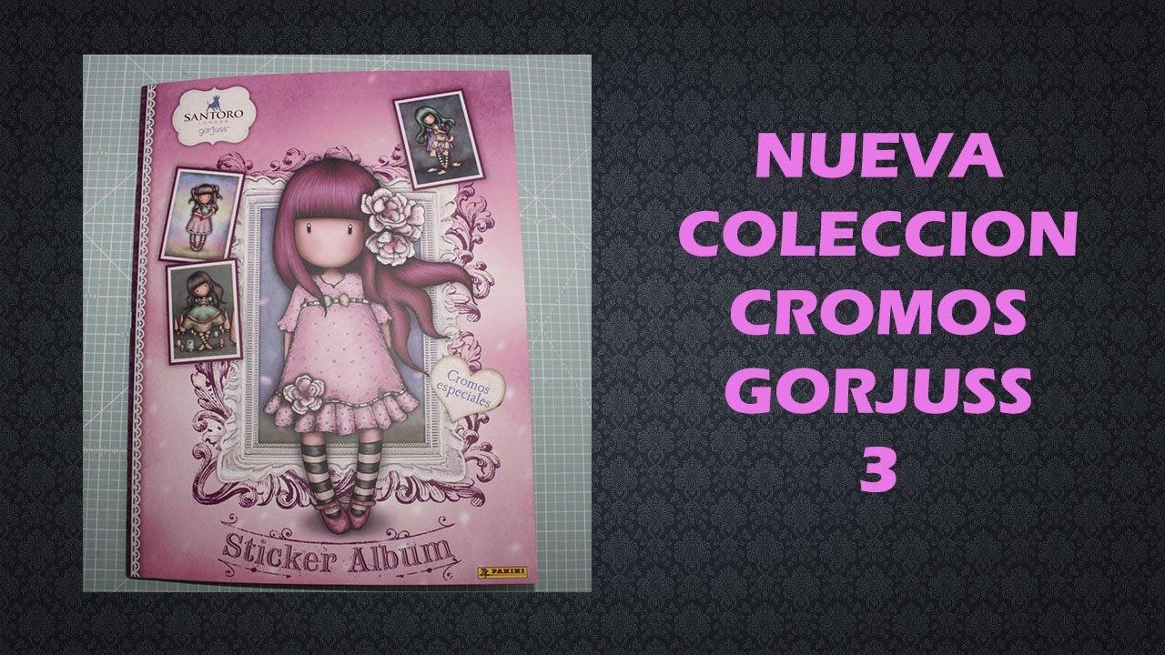Nueva Coleccion Gorjuss 3 Youtube