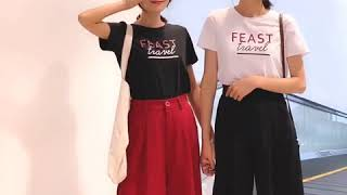 여성 정장 반바지 슬랙스 여름 와이드 5부 팬츠