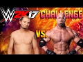 CAN JAMES ELLSWORTH (WITH NO ATTRIBUTES ) BEAT GOLDBERG!? | WWE 2K17 Challenge