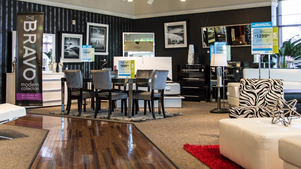 The Room Place Convenient Furniture Savings By The