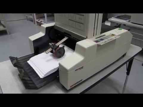 HORIZON PF-P330 Auotmated Paper Folder