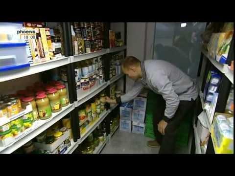Doku - Selbstversorger: Die Angst vor dem großen Crash
