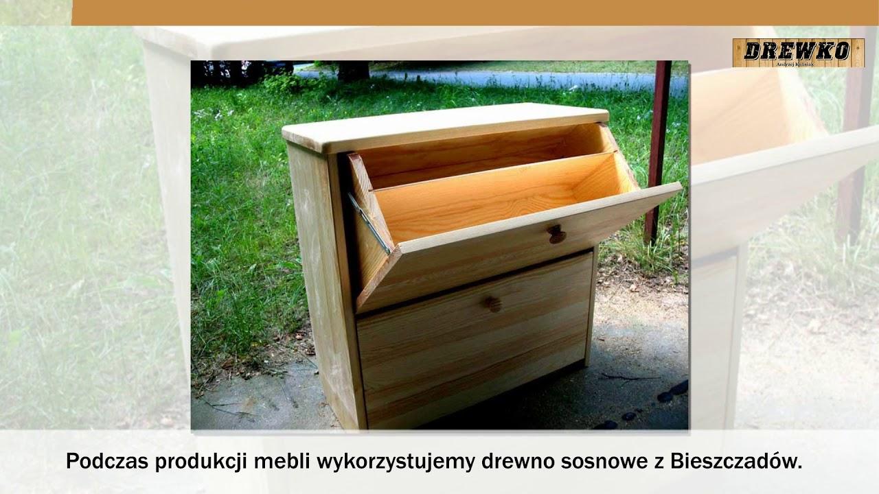 Producent Mebli Sosnowych Meble Sosnowe Meble Sosnowe Na Wymiar Warszawa Drewko