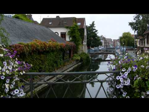 Amiens, balade dans la ville