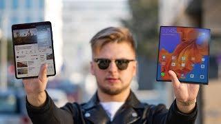 Huawei Mate X vs Galaxy Fold: кто круче?