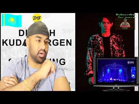 DIMASH - 'SCREAMING' - Shenzhen D-Dynasty | INDIAN REACTION KAZAKH VIDEO