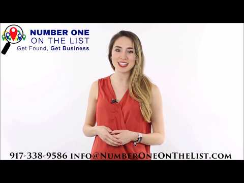 Number One On The List Increases Clients Visibility And Website Traffic