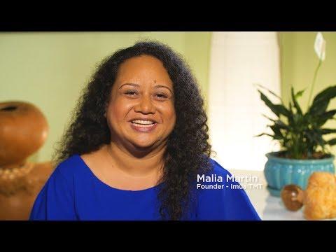 Malia founder of ImuaTMT, speaks about the group ImuaTMT