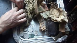 Нашли крупный клад на чердаке-Махай Копай