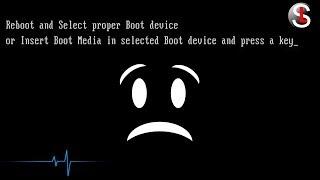 Что делать, если после сброса настроек BIOS/UEFI компьютер не запускается