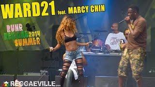Ward 21 feat. Marcy Chin @ Ruhr Reggae Summer 2014