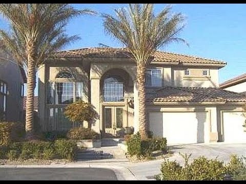 Randy Couture house in Las Vegas, Nevada, U.S.