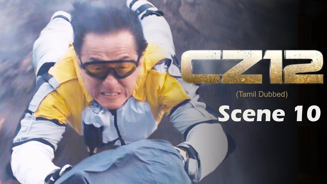 Chinese Zodiac ( Scene 10 ) | Jackie Chan | Hollywood Martial Arts Action Comedy | IOF Tamil