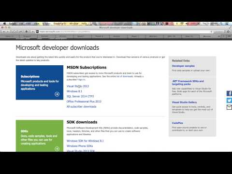 Download MSDN - YouTube
