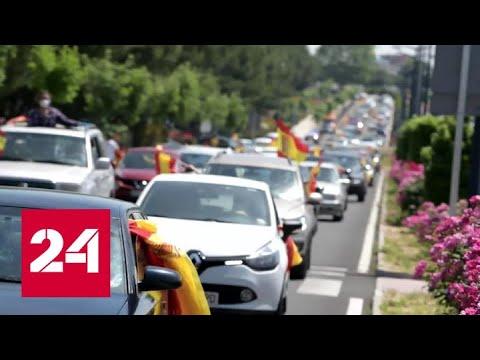 "У мусульман - ""тихий"" Рамадан, у европейцев - протесты против карантинных мер - Россия 24"