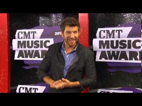 Brett Eldredge, CMT Music Awards