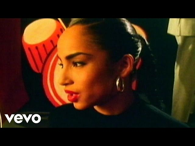 Sade - Hang On To Your Love - Official - 1984