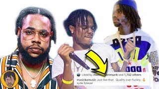 Masicka DISS Alkaline And Squash   Quality Over Fvkry
