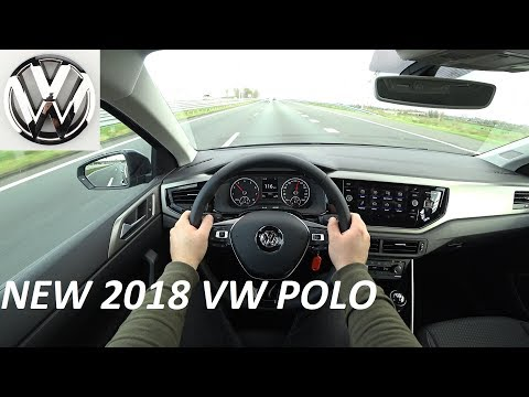 Volkswagen POLO 2018 POV Test Drive - Alaatin61