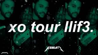 Lil Uzi Vert - XO TOUR LIFE (Official Instrumental / Beat)